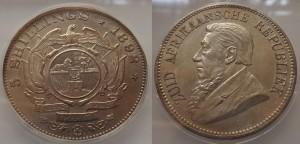 1892 5s ms62 2