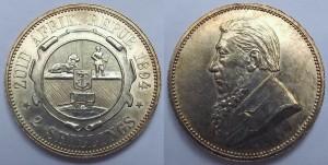 1894 2s unc
